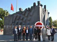 Gaziantep'in yarım asırlık çınarında yıldönümü sevinci