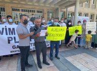Evim Mağdurları Gaziantep'te bir araya geldi