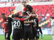 Süper Lig: Gaziantep FK: 4 – Altay: 1