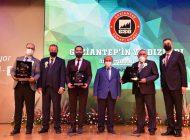 """""""Gaziantep'in Yıldızları"""" Ödül Töreni Gerçekleştirildi"""