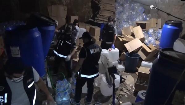 Polisten balyozlu operasyon